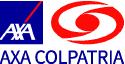 Logotipo AXA Colpatria