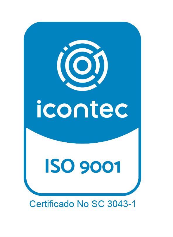 Logo Icontec ISO 9001