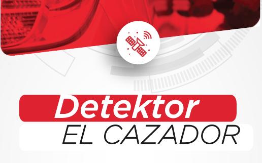 image app El Cazador