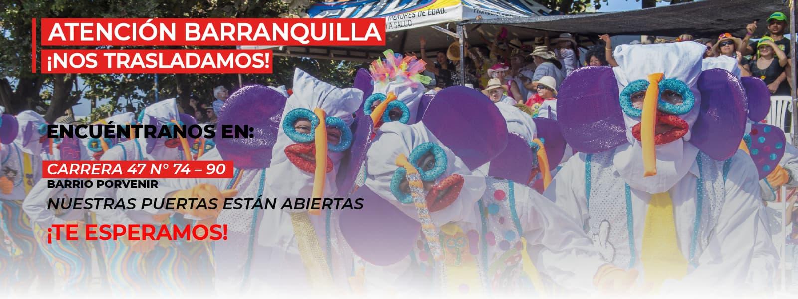 Nueva oficina Barranquilla