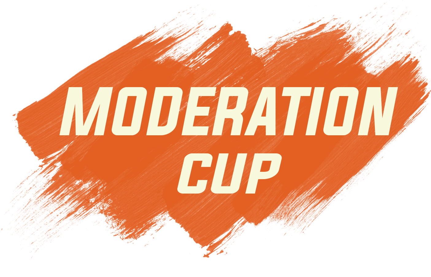 Moderation Cup