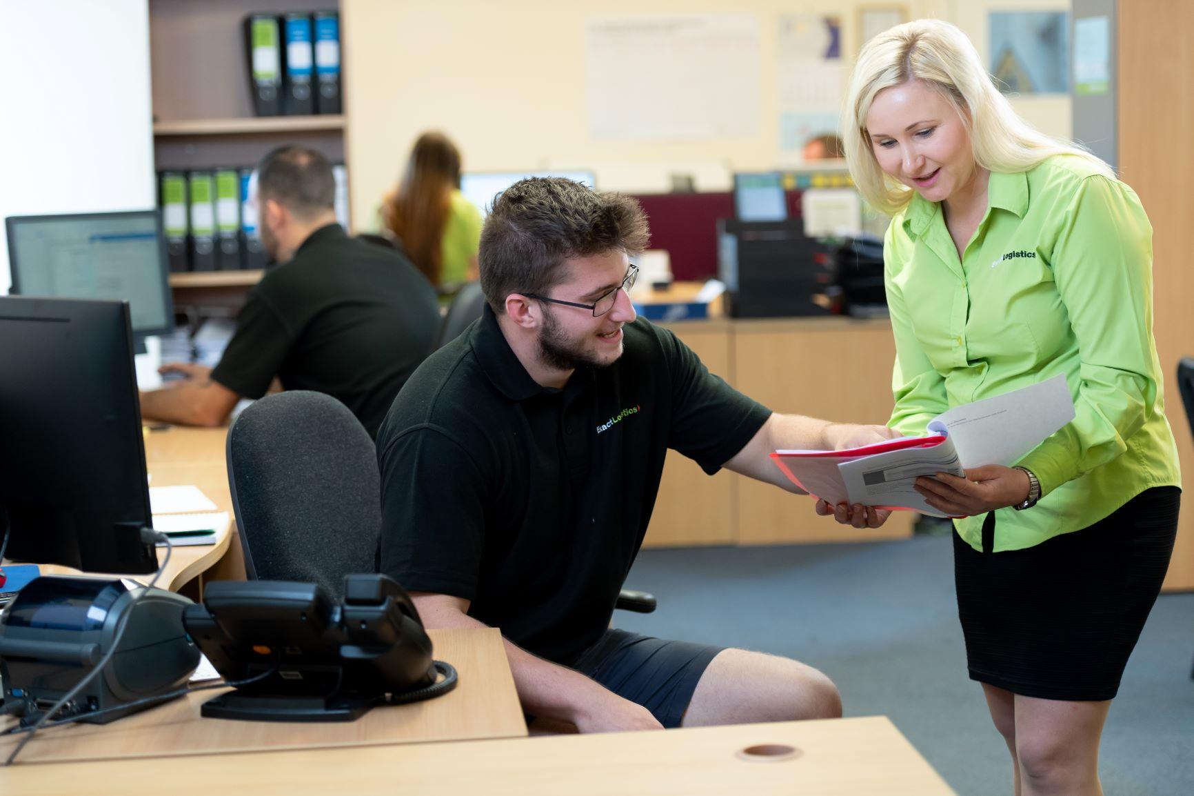 Recruiting a Logistics Coordinator