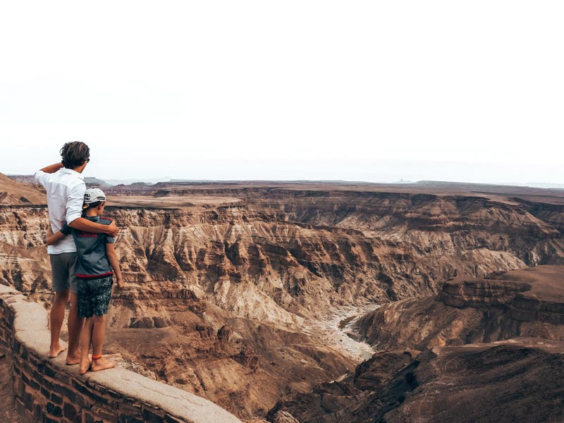 Familie auf Weltreise Reiseabbruch