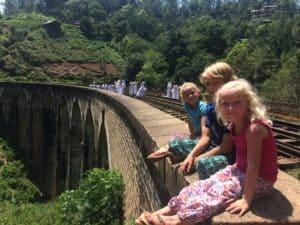 Nine Arches Brücke in Badulla