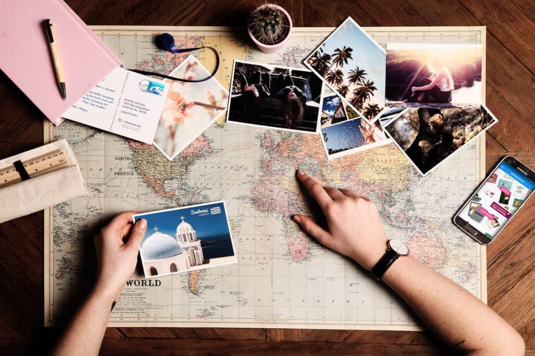 Familie auf Weltreise Die Leichsenrings MyPostcard