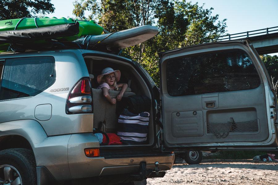Australien Familie auf Weltreise Die Leichsenrings Auto mieten oder kaufen
