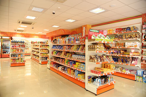 An image of a supermarket.