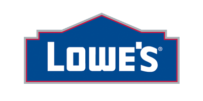 The logo for the company Lowe's.