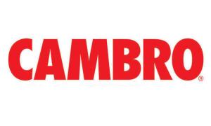 The logo for the company Cambro.
