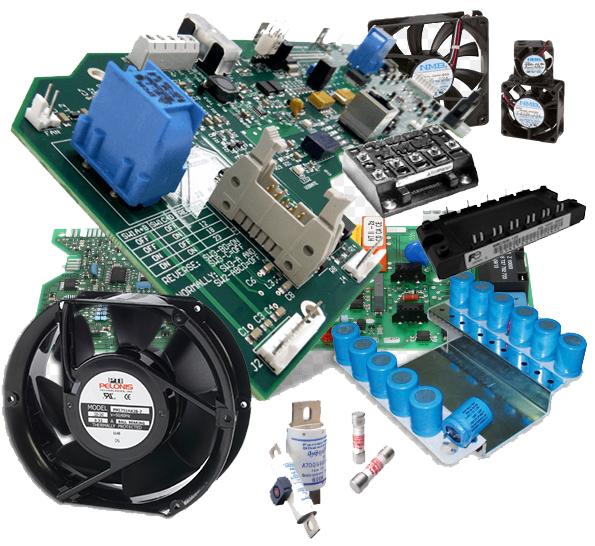 uninterruptible power supply parts