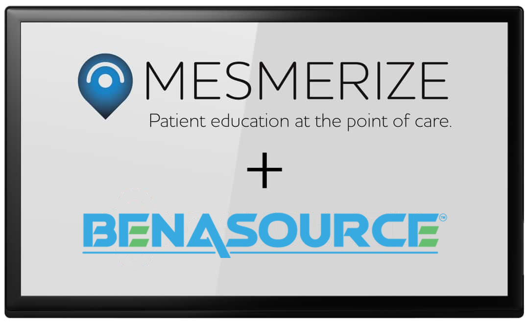 Mesmerize Announces Partnership With Benasource