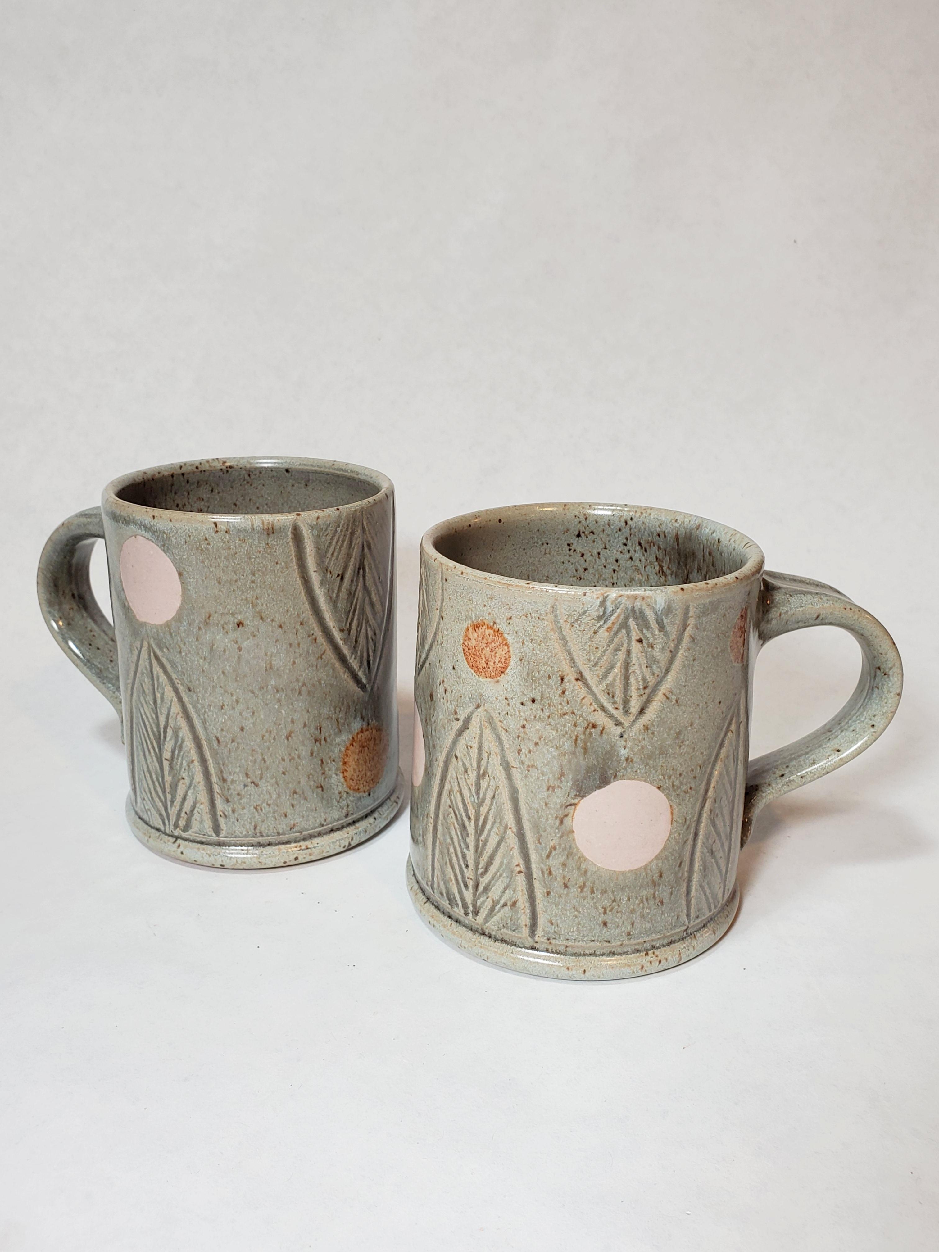 Grey Mug set