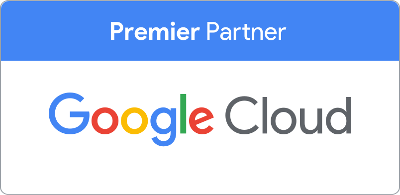 Logo Premier Partner Google Cloud