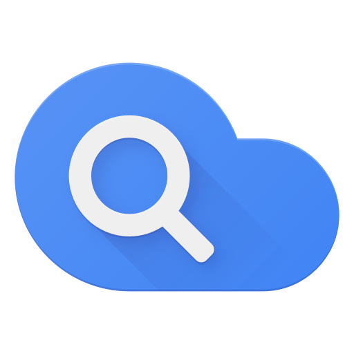 Logo Google Cloud Search