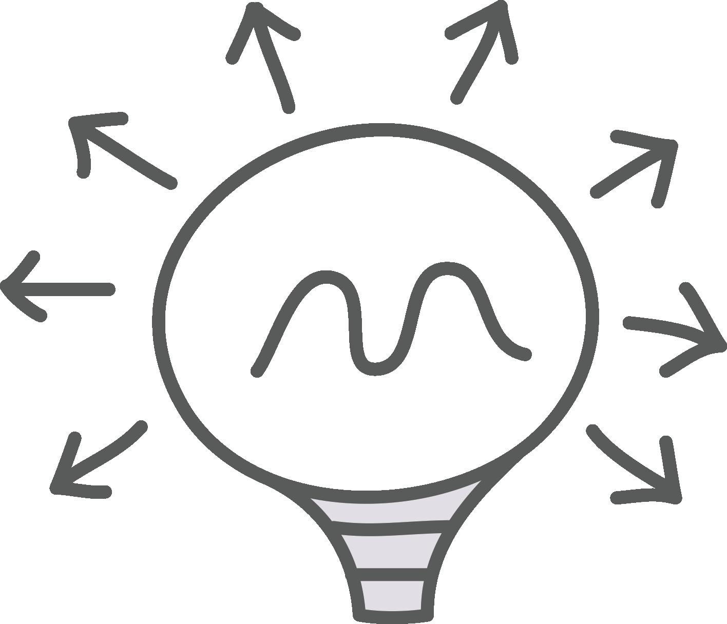 A light bulb moment