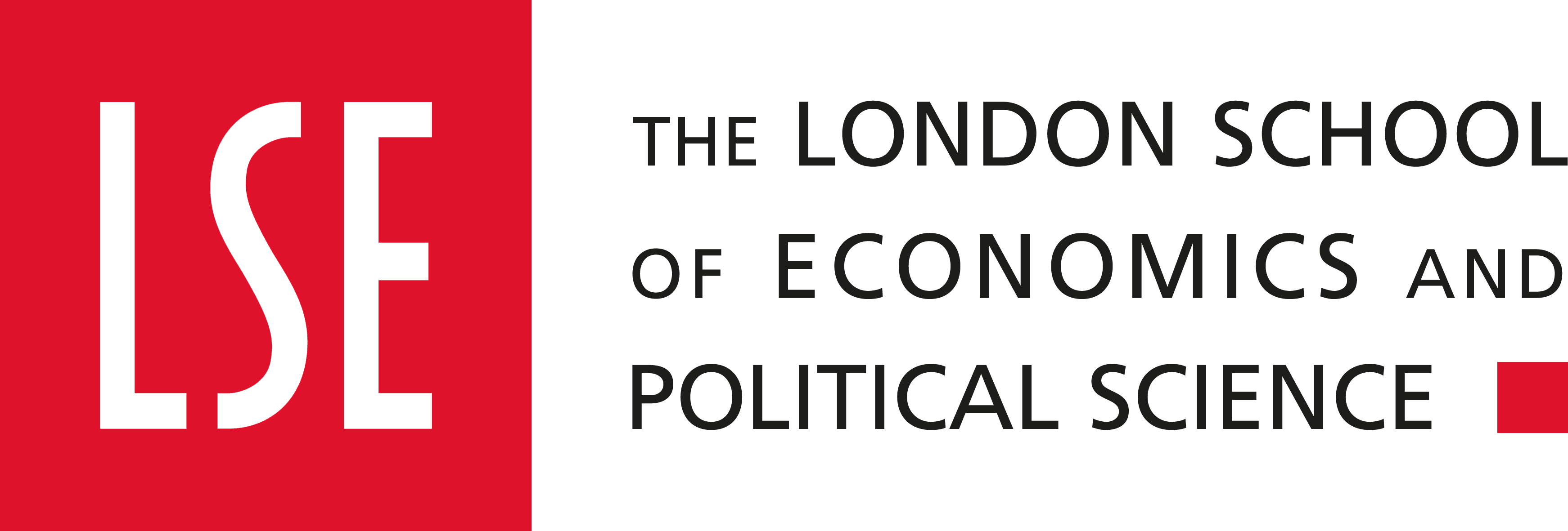 The London School of Economics and Political Science Logo - Universities our Slough students have gone to.