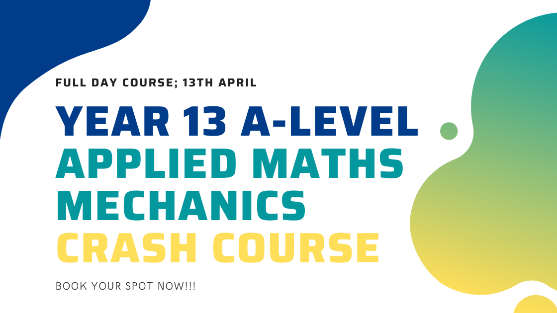 Over this course of the day we will cover all statistical material across the A-Level syllabus, with the first half of the course