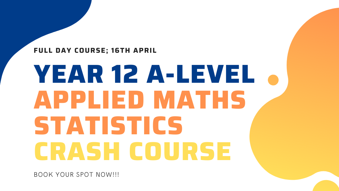 Over this course of the day we will cover all mechanical material across the A-Level syllabus, focusing on AS material.