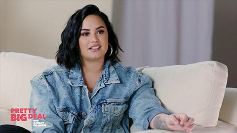 Demi Lovato on Practicing Self Care