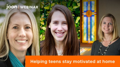 Helping Teens Stay Motivated at Home