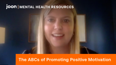 The ABCs of Promoting Positive Motivation