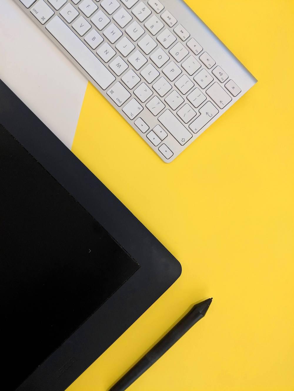 iPad and mac keyboard