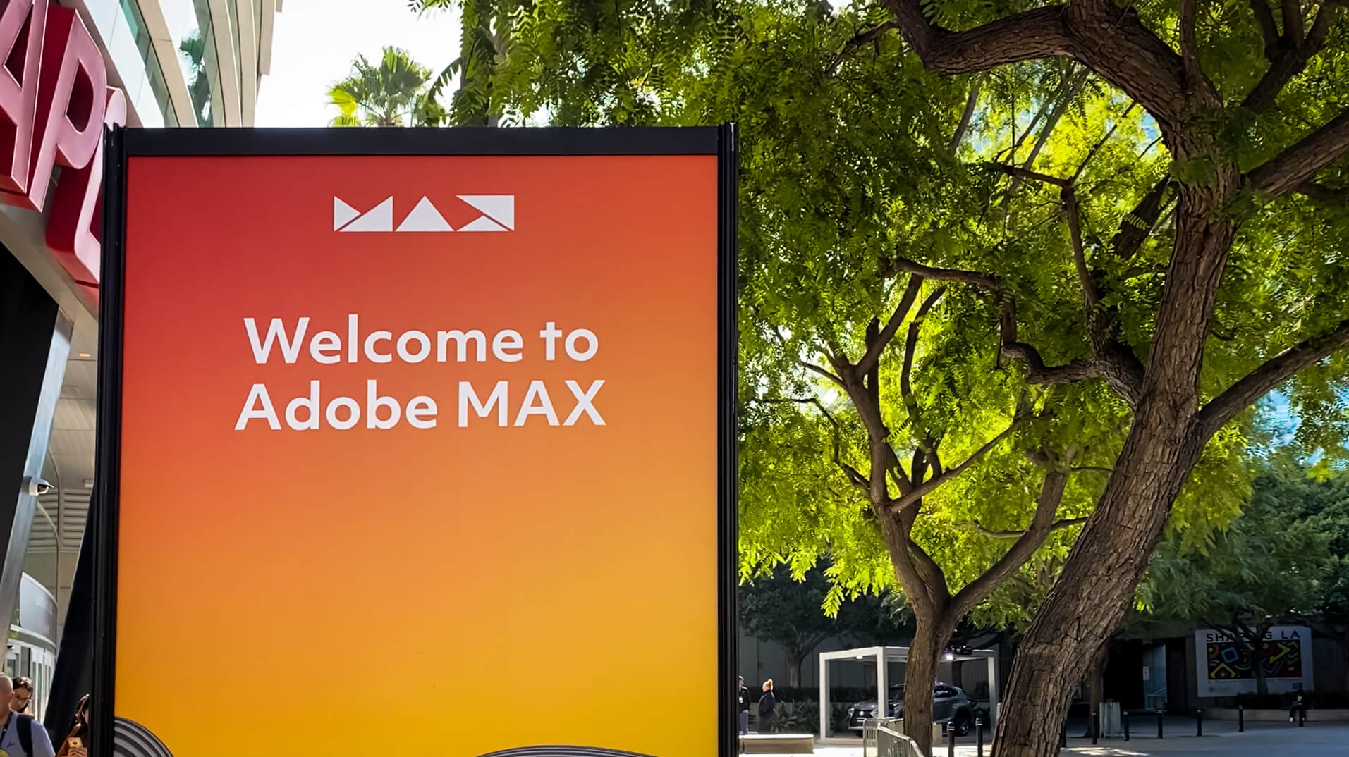 Welcome to Adobe MAX sign