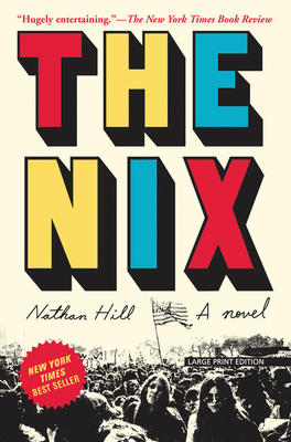 Book cover of The Nix
