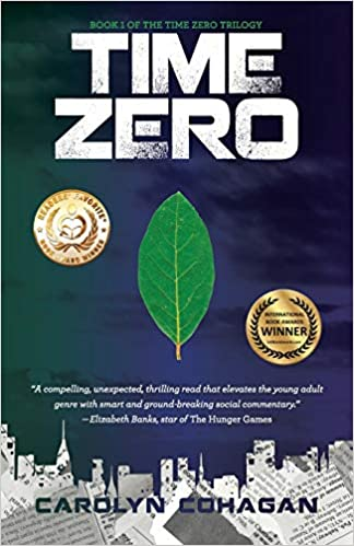 Book cover of Time Zero