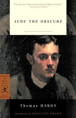 Book cover of Jude the Obscure