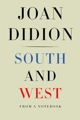 Book cover of South and West