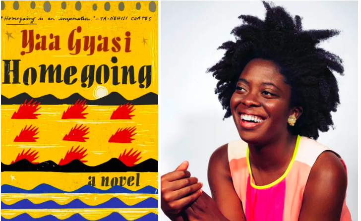 Yaa Gy'asi's Homegoing is sure to take you on a journey of identity, power, and privilege.