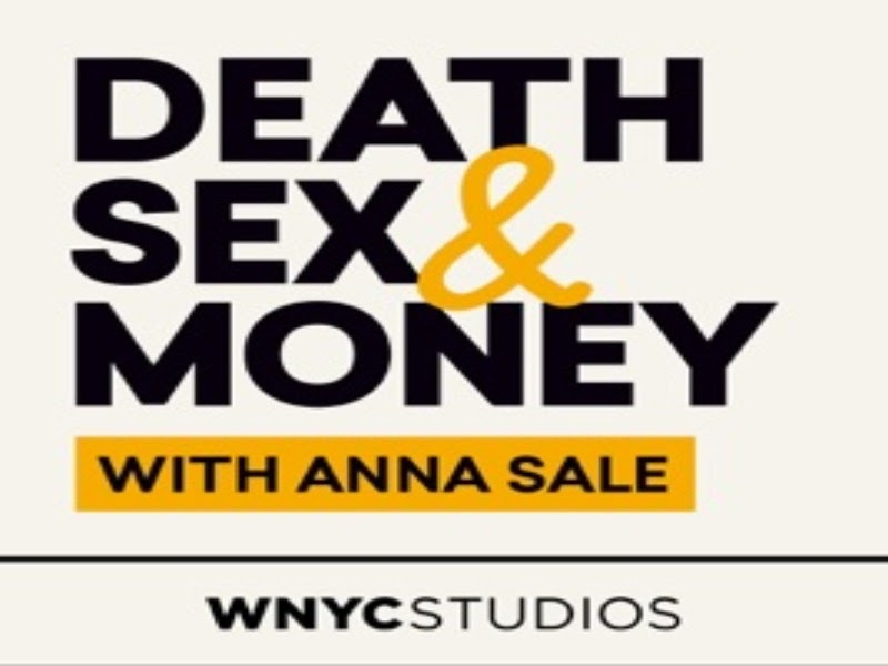 Cover art for Death, Sex, and Money