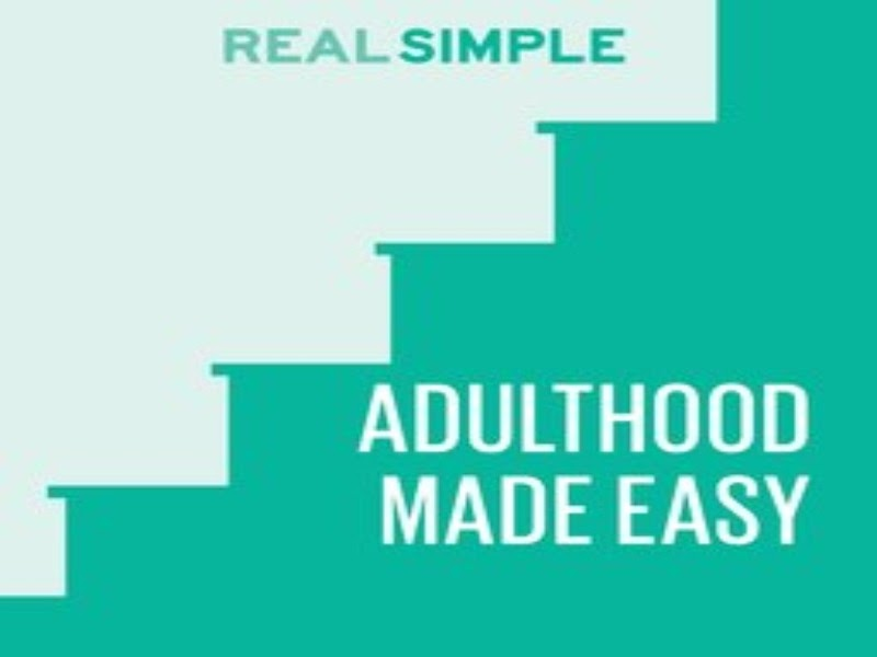 Cover art for Adulthood Made Easy