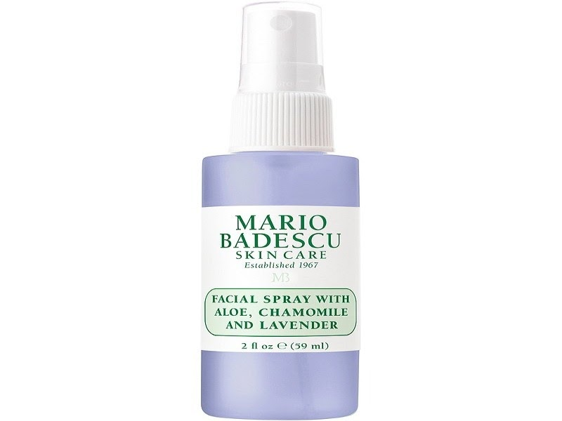 A picture of Mario Badescu's face mist