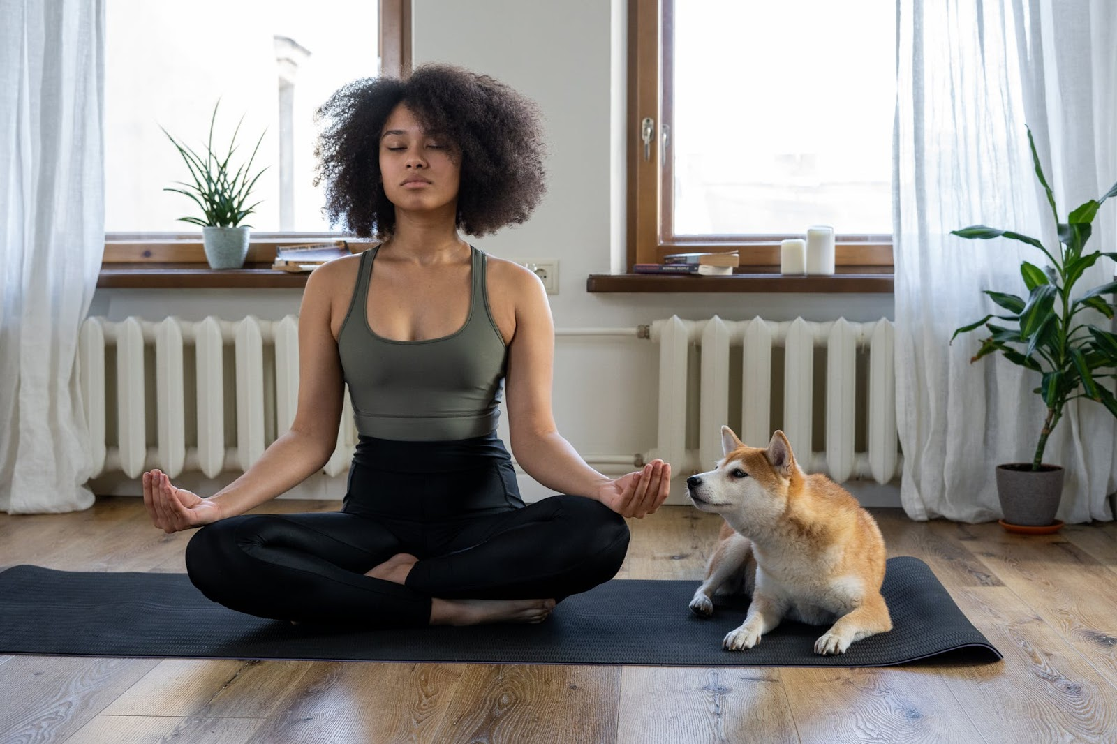 Meditation has been proven to help people destress since the dawn of time