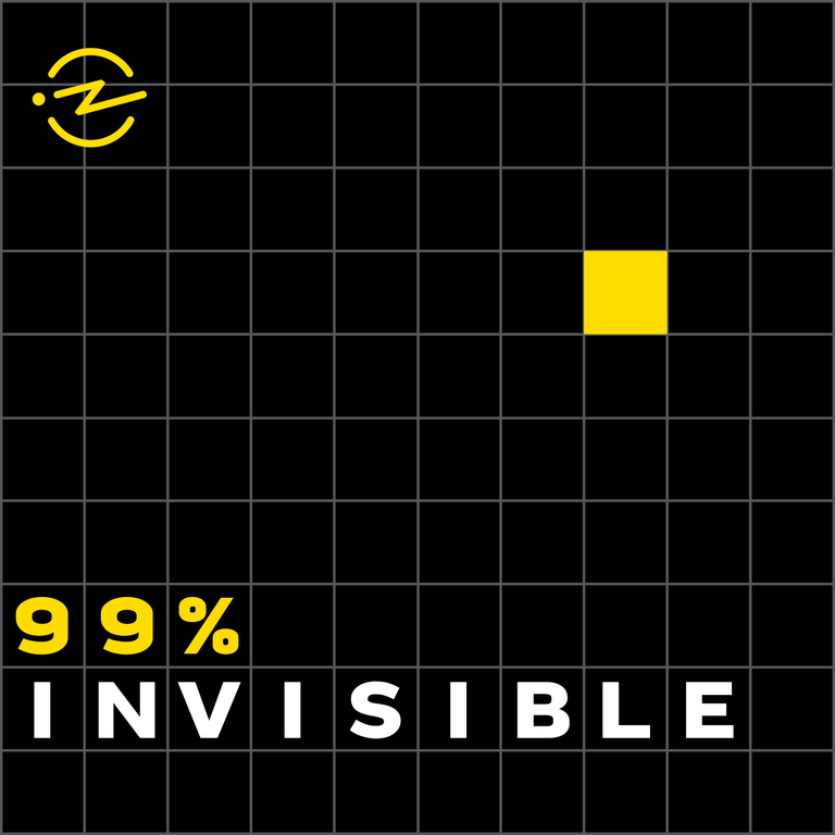 99% Invisible cover art