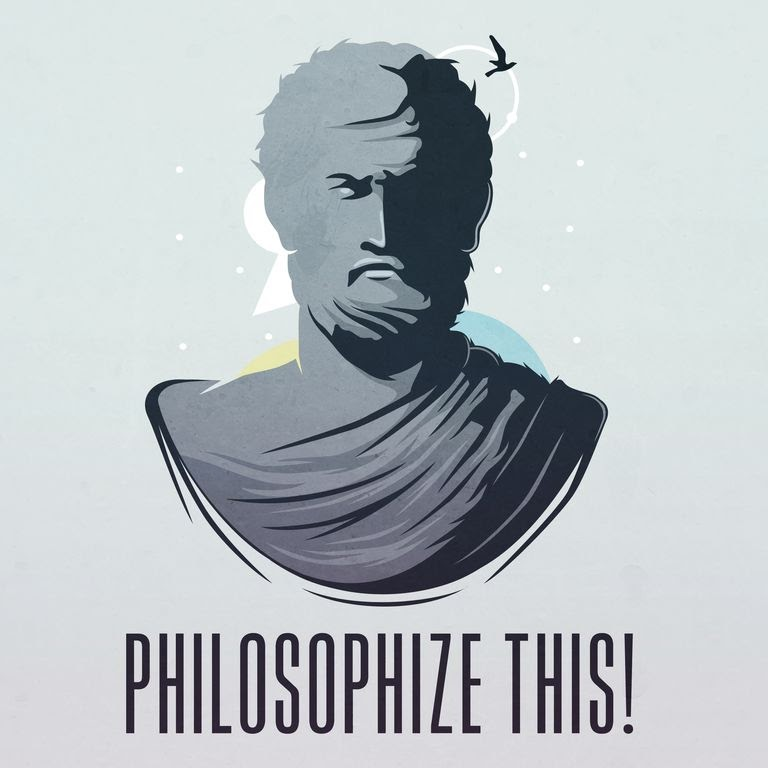 Philosophize This! cover art
