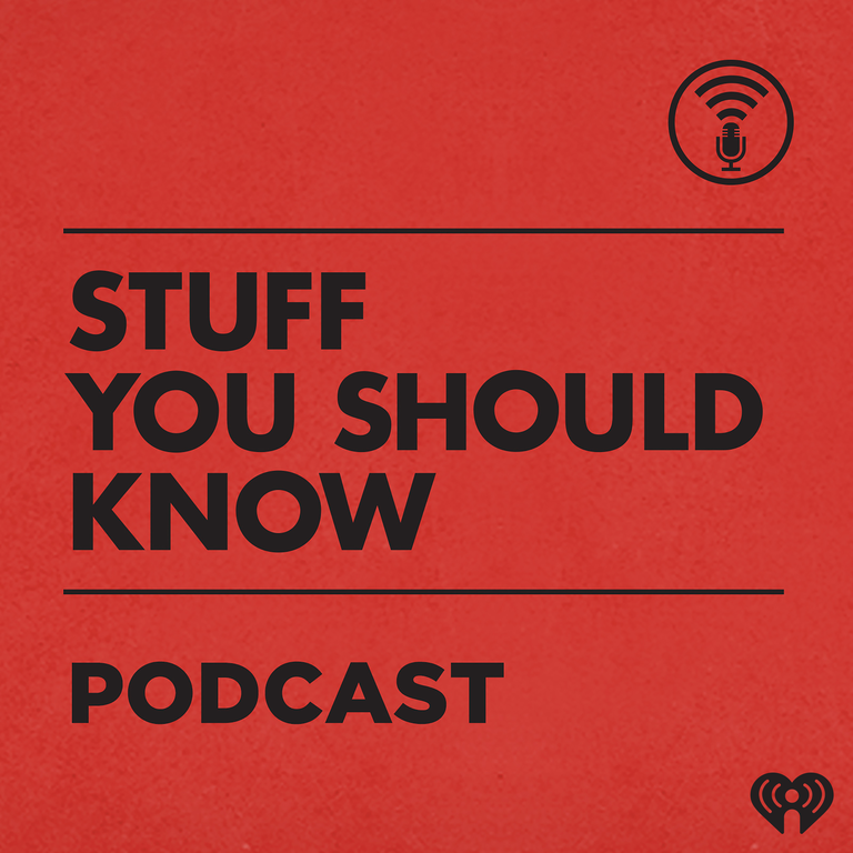 Stuff You Should Know podcast cover art