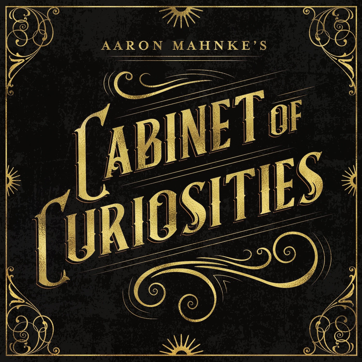 Cabinet of Curiosities podcast cover art