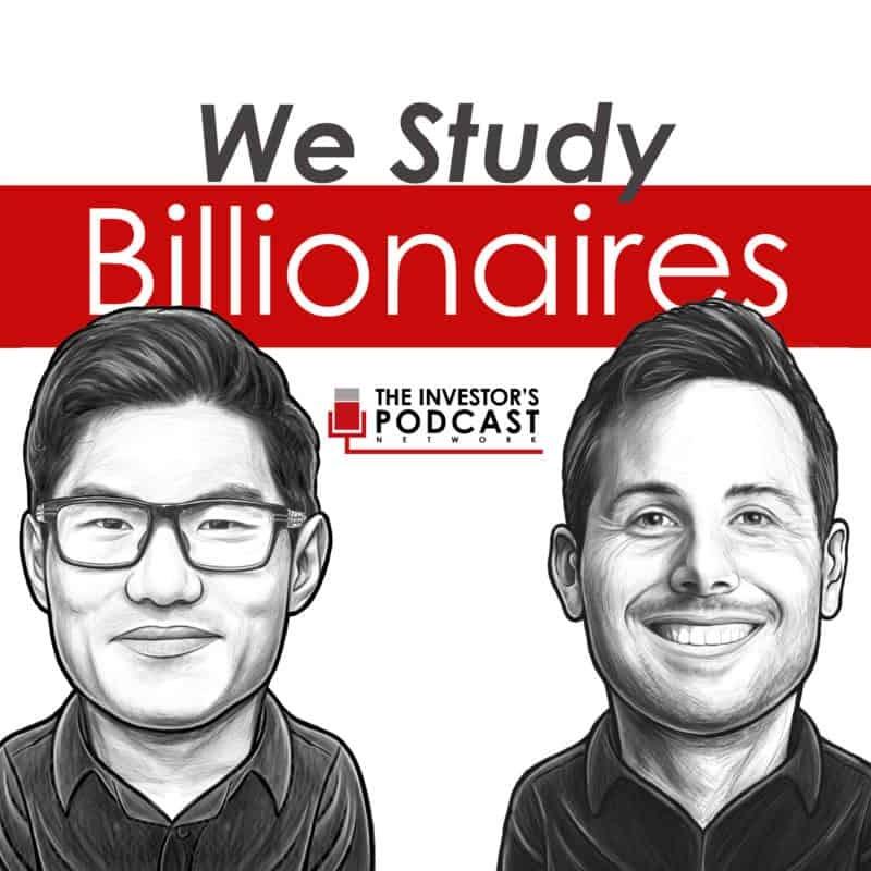We Study Billionaires cover art