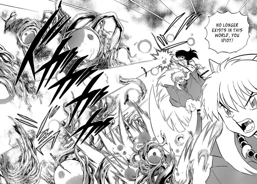 """Inuyasha """"Since Then"""" Epilogue Manga Review - AstroNerdBoy's Anime & Manga  Blog   AstroNerdBoy's Anime & Manga Blog"""