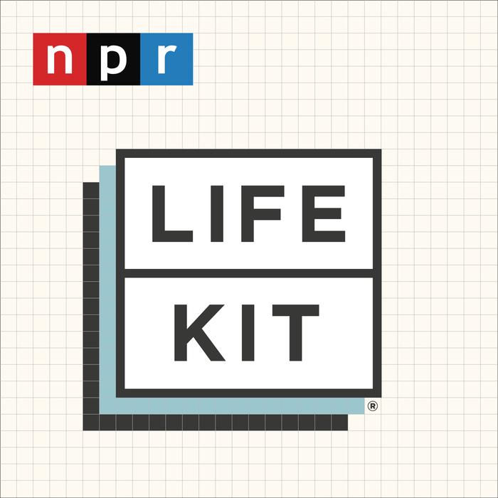 Life Kit podcast cover art
