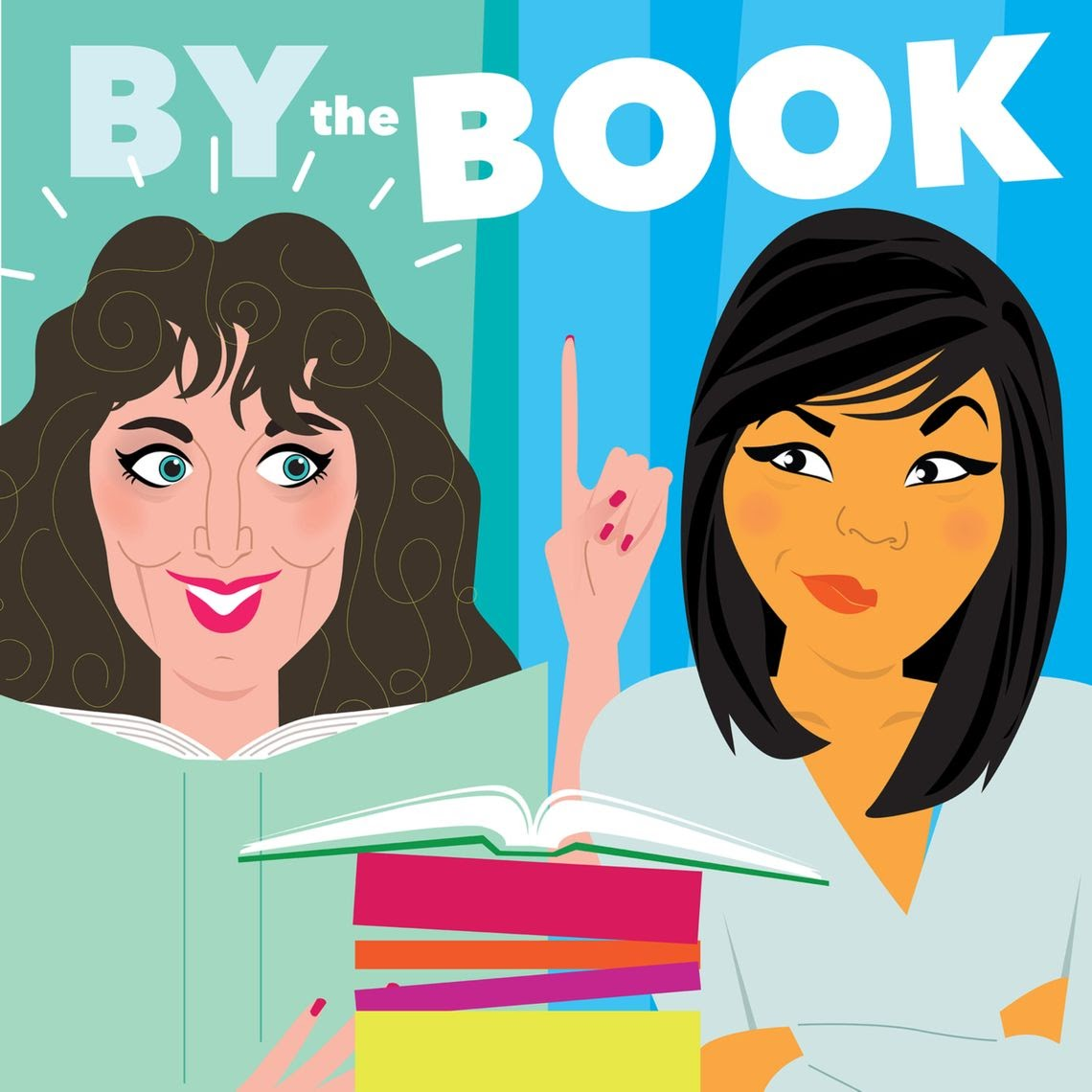 By the Book podcast cover