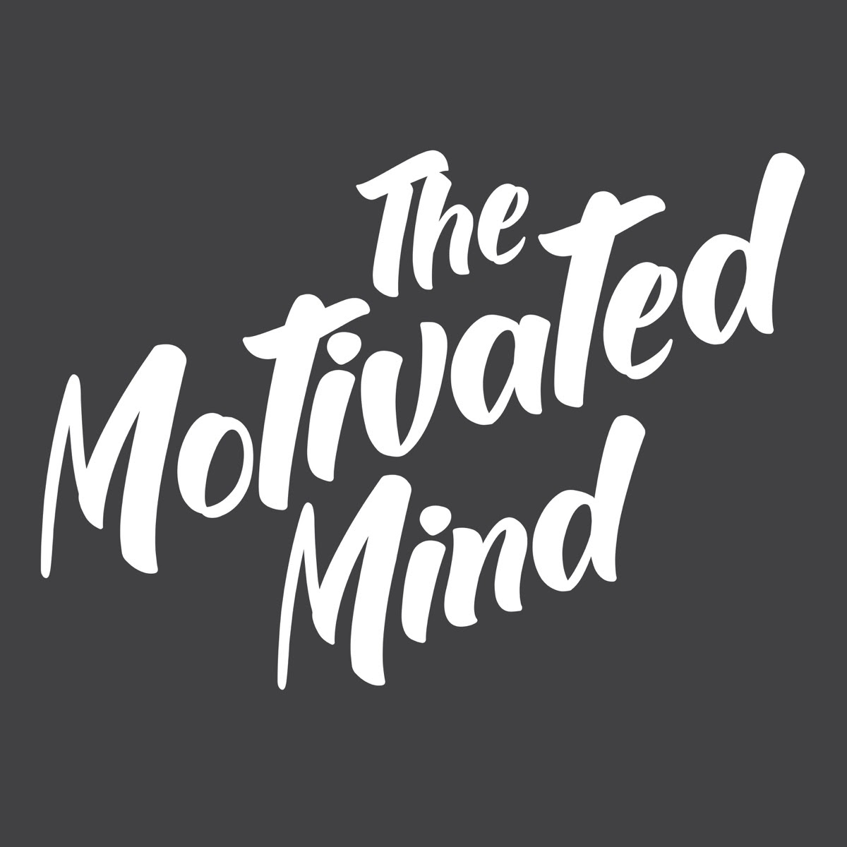 The Motivated Mind podcast cover