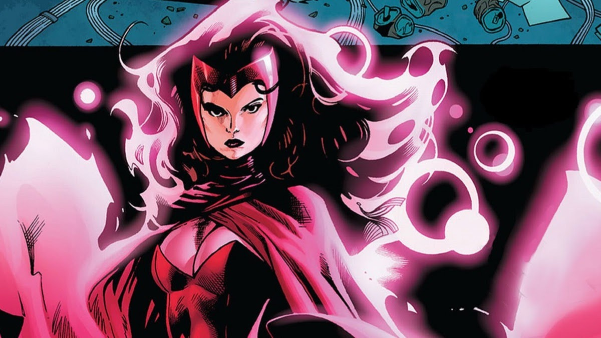 How SCARLET WITCH Went from Mutant to Magic in the Comics - Nerdist
