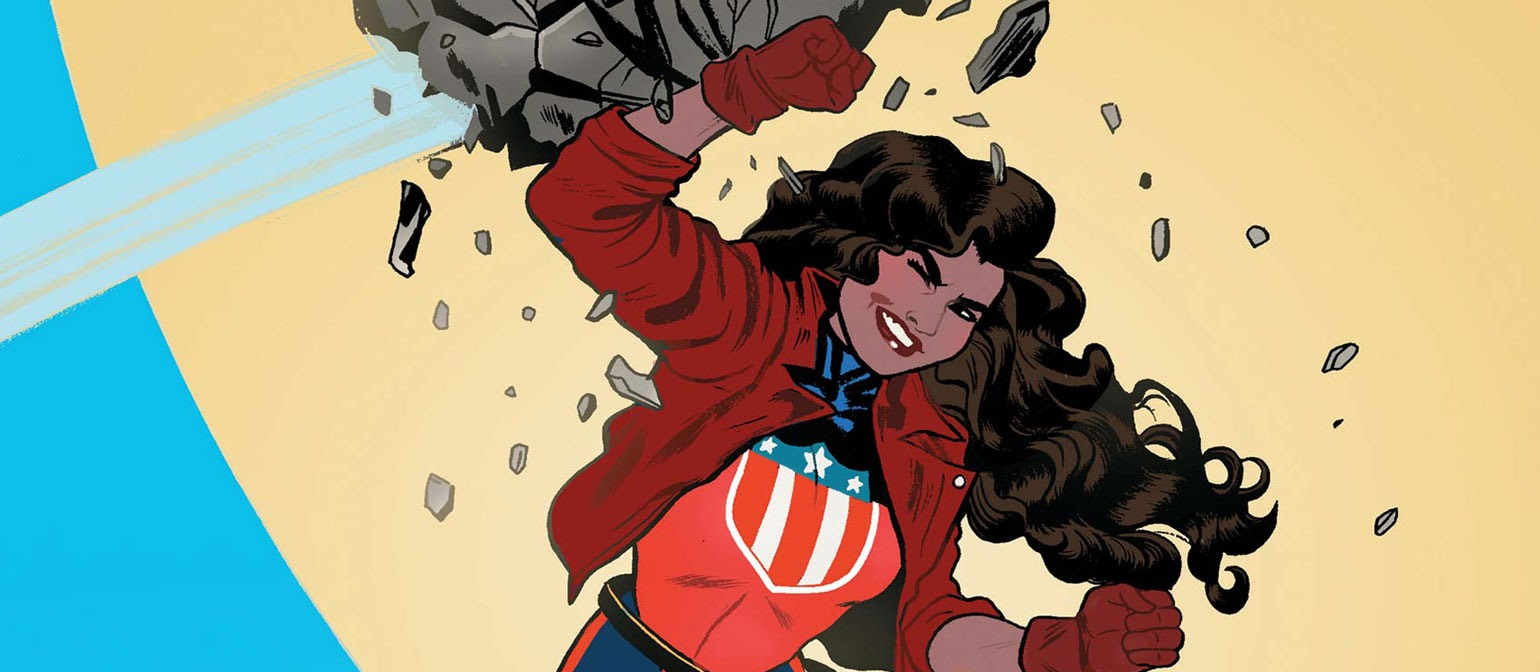 America Chavez   Character Close Up   Marvel Comic Reading Lists