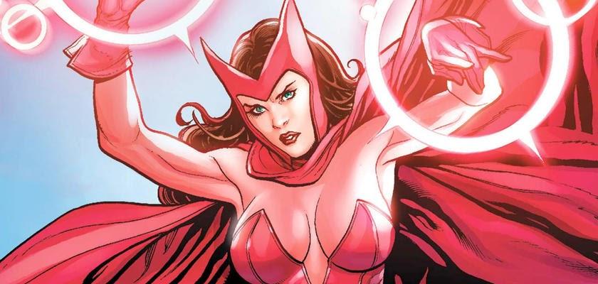 Scarlet Witch (Wanda Maximoff) In Comics Profile   Marvel