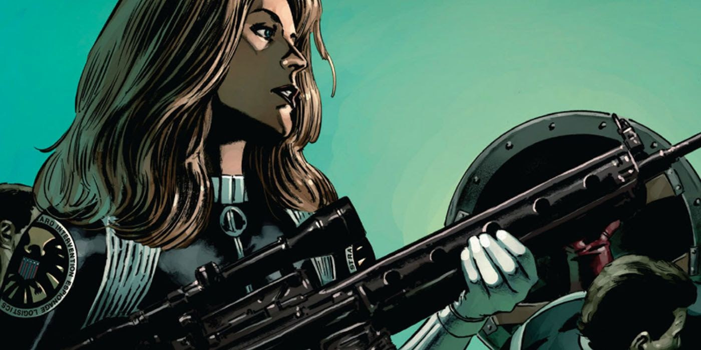 How Sharon Carter Became the First Female SHIELD Director   CBR