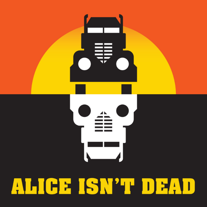 Alice Isn't Dead podcast cover